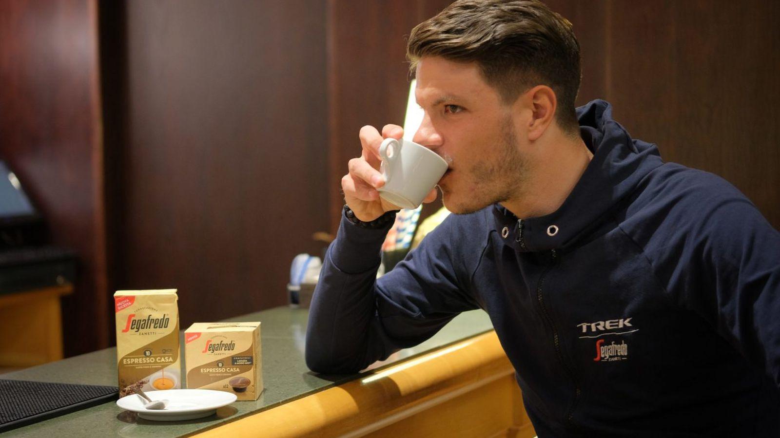 Jasper Stuyven pravi, da spije zjutraj eno ali dve kavi