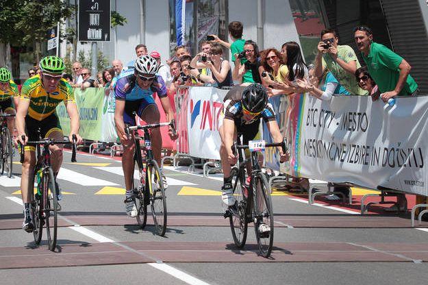 Zmaga na Maratonu Franja 2013