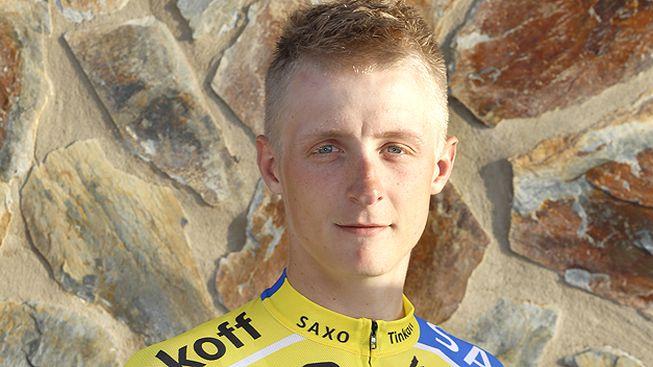 Dirkal je za Saxo-Tinkoff, ko je ekipo vodil Bjarne Riis.