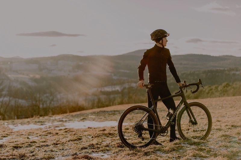 Ian Boswell se je vrnil v Združene države Amerike, kjer uživa na makadamskih cestah v divjini zvezne države Vermont.
